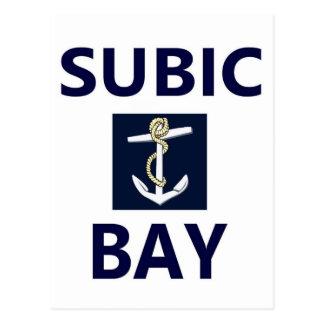Subic Bay Postcard