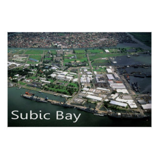 SUBIC BAY POSTER