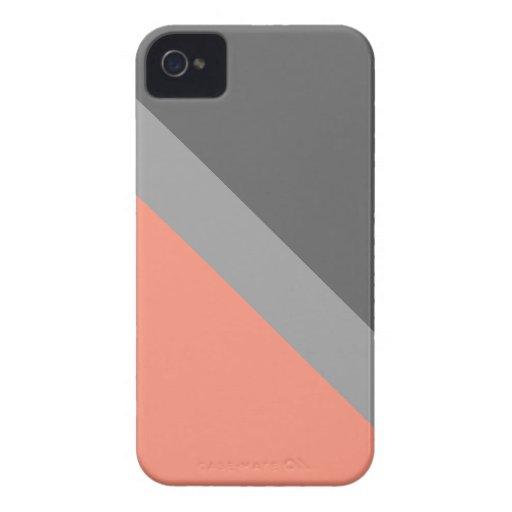 SUBIDA DE GEOSTRIPS Case-Mate iPhone 4 FUNDAS