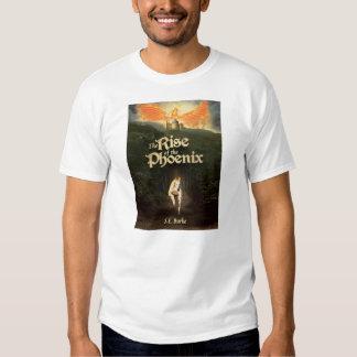 Subida de la camiseta de los hombres de Phoenix Remeras