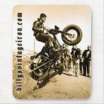 Subida de la colina de Harley Alfombrilla De Ratones