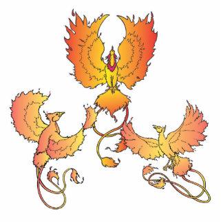 subida de la Phoenix Fotoescultura Vertical
