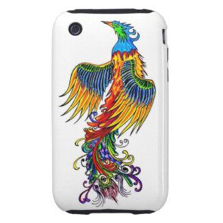 Subida de la Phoenix iPhone 3 Tough Fundas