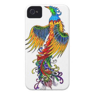 Subida de la Phoenix iPhone 4 Case-Mate Protectores
