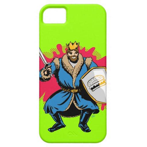 Subida del rey iPhone 5 cárcasa