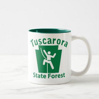 Subida del Tuscarora SF - taza