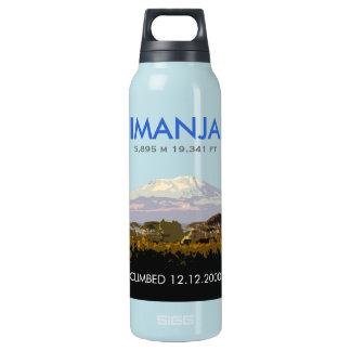 Subida Editable del monte Kilimanjaro