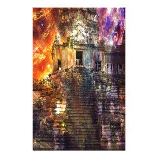 Subida otra vez Angkor Papeleria