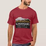 Subida personalizada del monte Kilimanjaro Playera