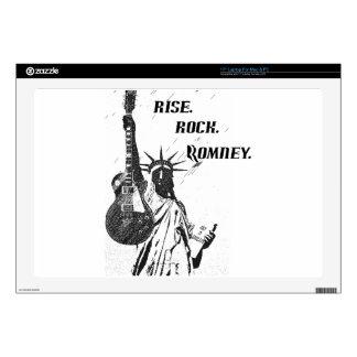 SUBIDA ROCA ROMNEY - Mitt Romney para el preside Portátil 43,2cm Skins
