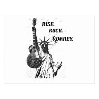 SUBIDA ROCA ROMNEY - Romney para la postal de Pr