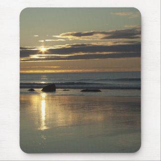 Subida y brillo - playa blanca del punto, NS Alfombrilla De Ratones