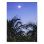 Subidas de la Luna Llena Invitación 10,8 X 13,9 Cm