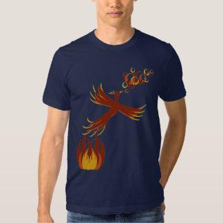Subidas de Phoenix que cantan la camiseta Playeras