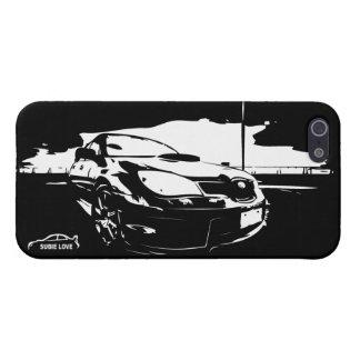 "Subie Love ""drift"" iPhone 5/5S Cases"
