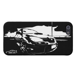 """Subie Love """"drift"""" Cases For iPhone 5"""