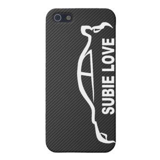Subie Love iPhone 5 Case