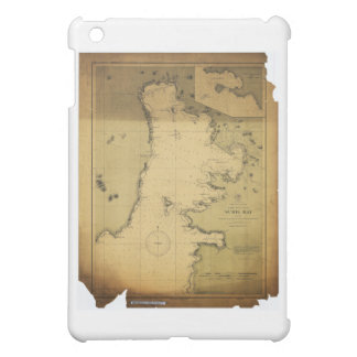 Subig (Subic) Bay Luzon Philippines 1902 Map Cover For The iPad Mini
