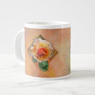 Subió de otro color - taza de té taza jumbo