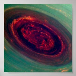 Subió de Saturn Poster