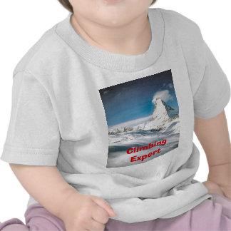 Subir el Cervino Camisetas
