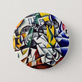 Subject from a Dyer's Shop Pinback Button