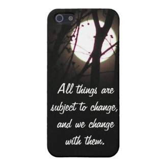 Subject To Change iPhone SE/5/5s Case