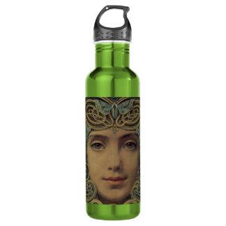 Subjects on Golden Reason 24oz Water Bottle
