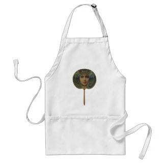 Subjects on Golden Reason Adult Apron