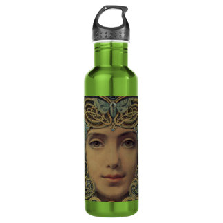 Subjects on Golden Reason Stainless Steel Water Bottle