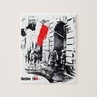 Sublevación 1944 de Varsovia Polonia Puzzles Con Fotos
