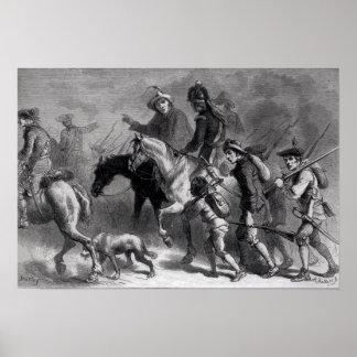 Sublevación de Nueva Inglaterra Yeomanry Impresiones