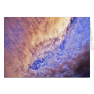 Sublime Cloudy Sky Card