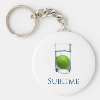 Sublime funny keychain