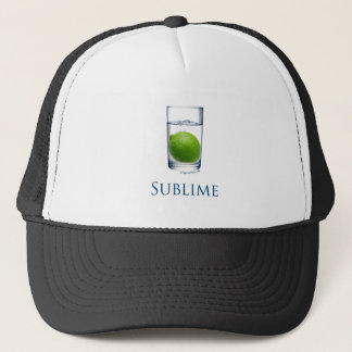 Sublime funny trucker hat