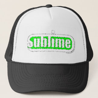 sublime green rough.png trucker hat