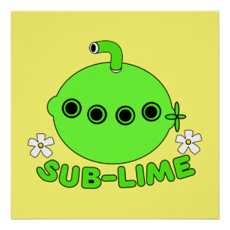 Sublime Poster