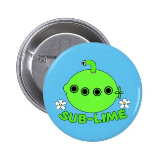 Sublime Sub Lime Button