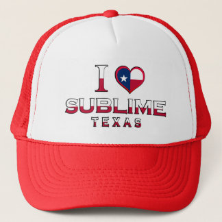 Sublime, Texas Trucker Hat