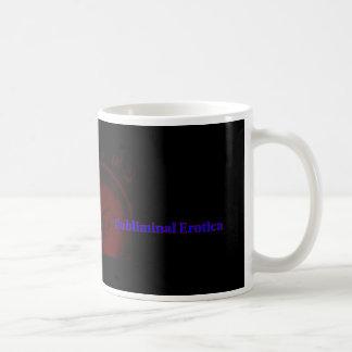 Subliminal Erotica Coffee Mug