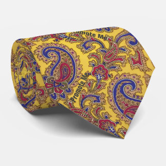 """Subliminal Message """"Promote Me"""" or Create Your Own Tie"""