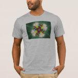 Subltle Glow - Fractal Art T-Shirt