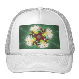 Subltle Glow - Fractal Art Trucker Hat