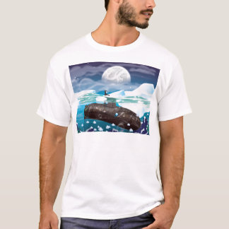 Submarine Arctic Adventure T-Shirt