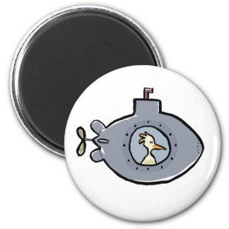 submarine bird magnet