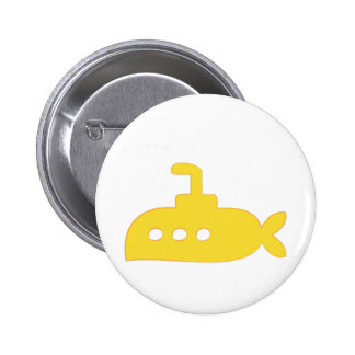 Submarine Boat Pinback Buttons