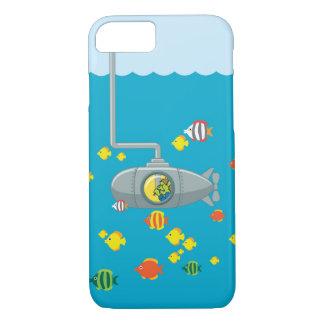 Submarine iphone iPhone 7 case