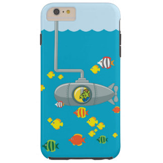 Submarine iphone tough iPhone 6 plus case