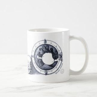 Submarine Mug - Blue