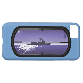 Submarine Patrol Case For iPhone 5C